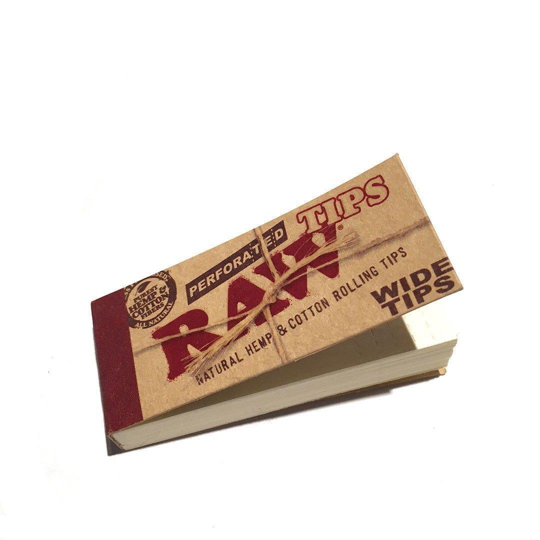 00232c0099cb Raw Wide Tips – Csigafilter (50 lap) – CarMoon Kft. kiskereskedés